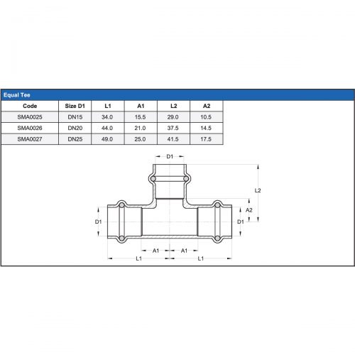 technical dimensions
